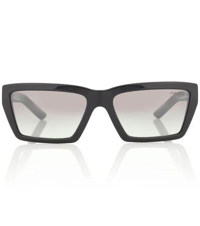 Prada Sonnenbrille Disguise grau