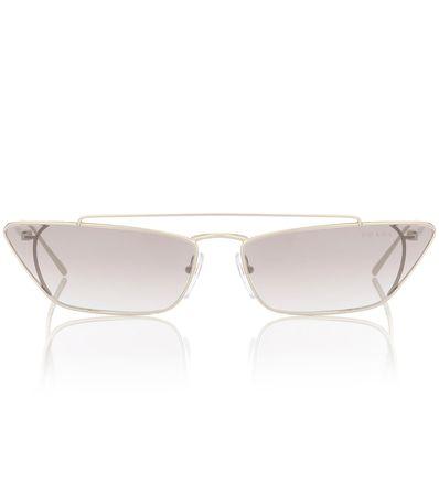 Prada Sonnenbrille Ultravox grau