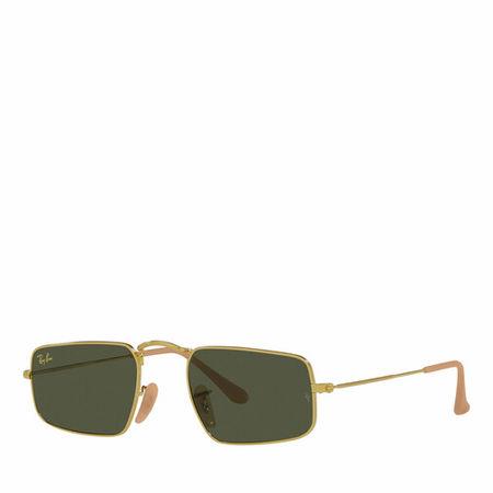 Ray Ban Ray-Ban Sonnenbrillen - Unisex Sunglasses 0RB3957 - in gold - für Damen