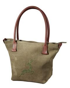 Reitmayer Leder-Handtasche braun