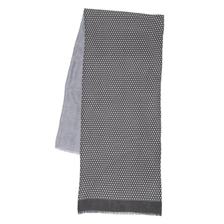 Roeckl  Accessoire  -  Check Doublelayer 40x180 Scarf Anthracite  - in grau  -  Accessoire für Damen grau