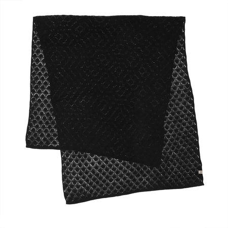 Roeckl  Accessoire  -  Lace Ajour Plaid 80x190 Black  - in schwarz  -  Accessoire für Damen schwarz
