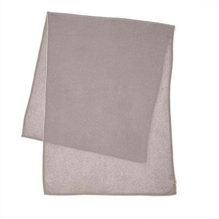 Roeckl  Accessoire  -  Sliky Cashmere Plaid 80x190 Truffle Beige  - in beige  -  Accessoire für Damen grau