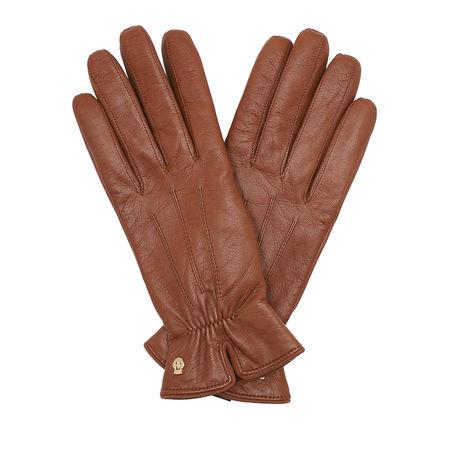 Roeckl  Handschuhe - Antwerpen Gloves - in braun - für Damen braun
