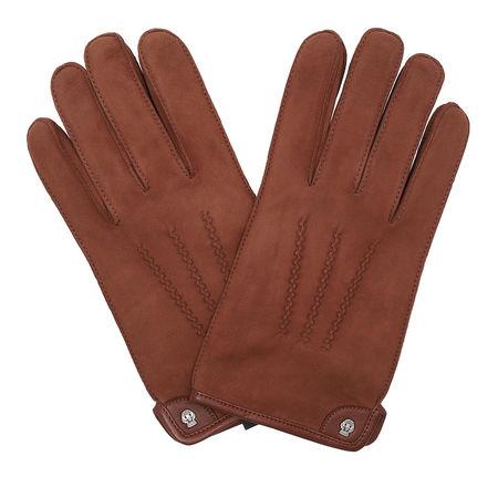 Roeckl  Handschuhe  -  Men Limerick Gloves Saddlebrown  - in braun  -  Handschuhe für Damen braun