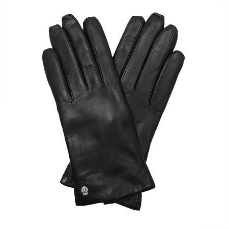 Roeckl  Handschuhe  -  Women Classical Cashmere Short Gloves Black  - in schwarz  -  Handschuhe für Damen schwarz