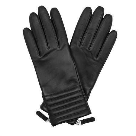 Roeckl  Handschuhe  -  Women Cosmopolitan Gloves Black  - in schwarz  -  Handschuhe für Damen grau
