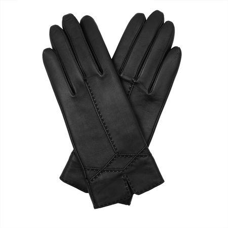Roeckl  Handschuhe  -  Women Delicate Heritage Stitching Gloves Black  - in schwarz  -  Handschuhe für Damen schwarz