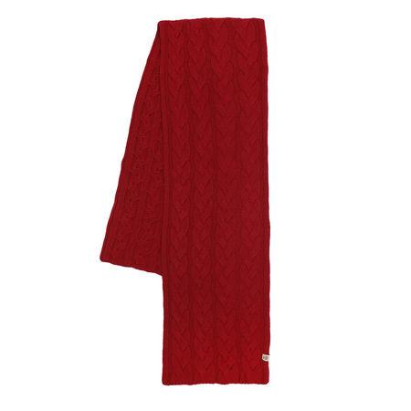 Roeckl  Tücher & Schals - Braided Cashmere Scarf - in rot - für Damen rot