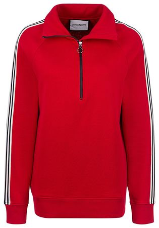 Roqa Damen Sweatpullover Rot rot