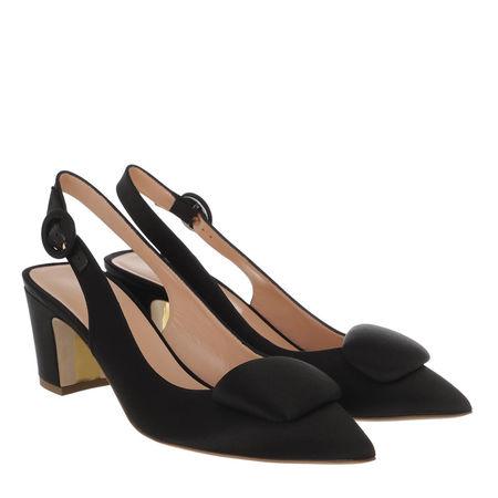 Rupert Sanderson  Pumps & High Heels - Marina Slingback Pump - in black - für Damen schwarz