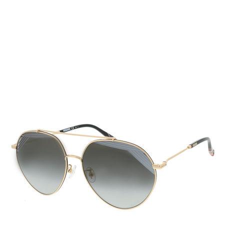 Missoni  Sonnenbrille  -  MIS 0015/S Black Gold  - in schwarz  -  Sonnenbrille für Damen grau