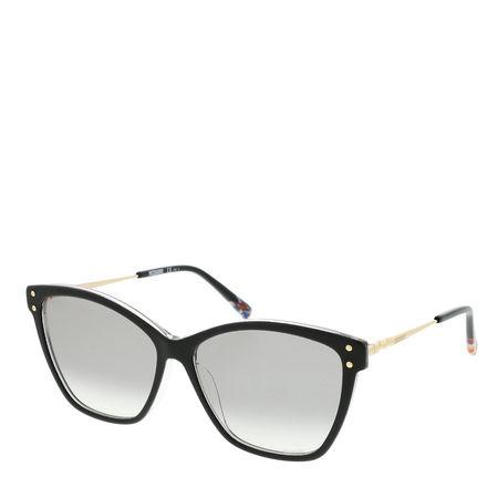 Missoni  Sonnenbrille  -  MIS 0008/S Black  - in schwarz  -  Sonnenbrille für Damen grau