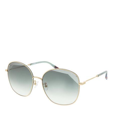 Missoni  Sonnenbrille  -  MIS 0014/S Gold Green  - in gold  -  Sonnenbrille für Damen grau