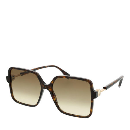 Fendi  Sonnenbrille  -  FF 0411/S Sunglasses Dark Havana  - in braun  -  Sonnenbrille für Damen braun