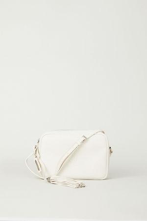 Saint Laurent Paris Saint Laurent - Crossbody Tasche 'Lou Camera Bag' Crème