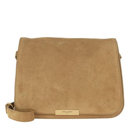 Saint Laurent Paris Saint Laurent Satchel Bag  -  Amalia Satchel Bag Brown  - in braun  -  Satchel Bag für Damen braun