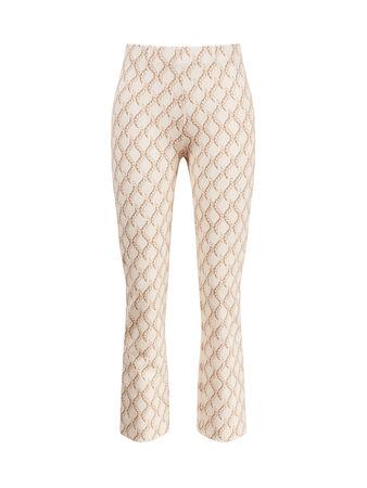 Seductive  - Elastische Hose 'Cindy' mit Print Multi