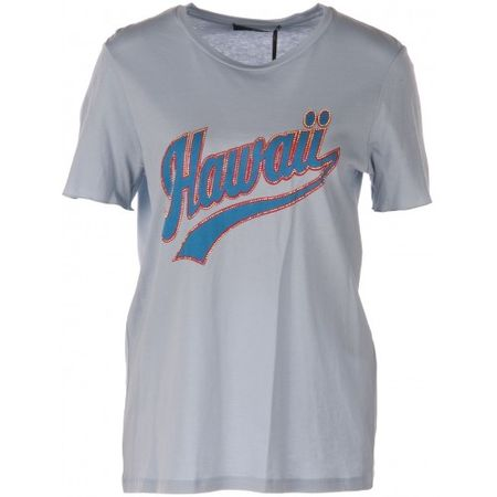 "Steffen Schraut  T-Shirt ""Hawaii"" Blau grau"