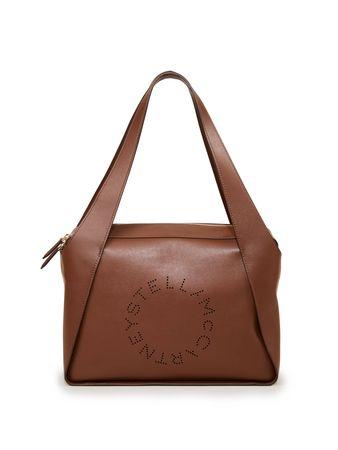 Stella McCartney  - Handtasche 'Large Tote Bag Eco' Braun braun
