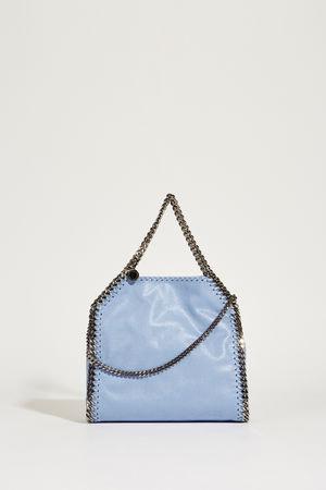 Stella McCartney  - Umhängetasche 'Mini Tote' Blau
