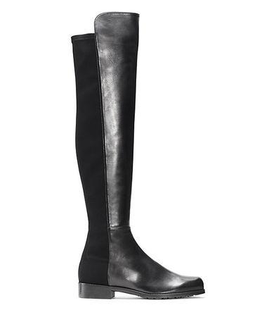 Stuart Weitzman  - Der 5050-Stiefel - Black - Size 42 schwarz