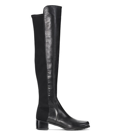 Stuart Weitzman  - Der Reserve Stiefel - Black - Size 42.5 schwarz