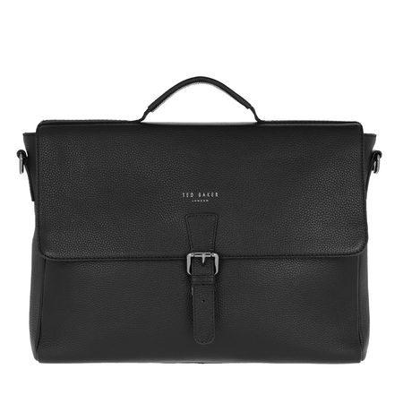Ted Baker  Satchel Bag  -  Departs Satchel Black  - in schwarz  -  Satchel Bag für Damen grau