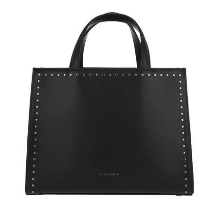 Ted Baker  Tote  -  Stephh Stud Shoulder Bag Black  - in schwarz  -  Tote für Damen schwarz