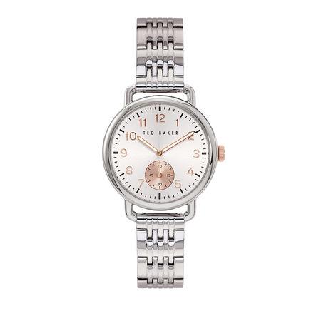 Ted Baker  Uhr  -  Watch Hannahh Silver  - in silber  -  Uhr für Damen grau