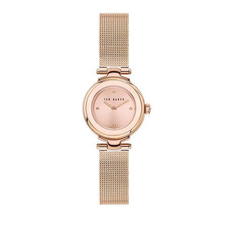 Ted Baker  Uhr  -  Watch Inezz Rose Gold  - in roségold  -  Uhr für Damen braun