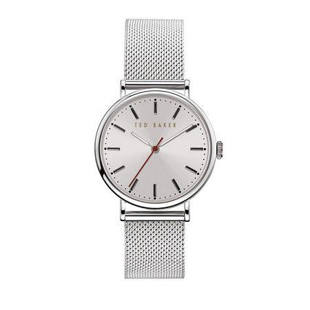 Ted Baker  Uhr  -  Watch Phylipa Silver  - in silber  -  Uhr für Damen grau