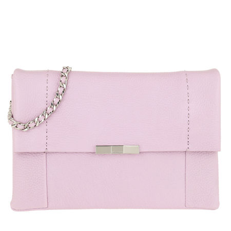 Ted Baker  Umhängetasche  -  Clarria Bow Detail Crossbody Bag Light Purple  - in lila  -  Umhängetasche für Damen braun