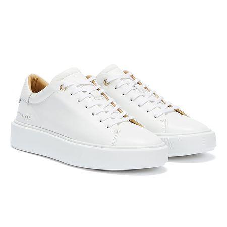 Ted Baker  Yinka Weiß Damen Sneakers
