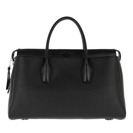 Tod's  Tote  -  Tods Bag XBWANWH0300 LRB Black  - in schwarz  -  Tote für Damen schwarz