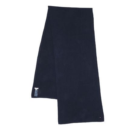 Tommy Hilfiger  Accessoire  -  Flag Knit Scarf Sky Captain  - in blau  -  Accessoire für Damen grau