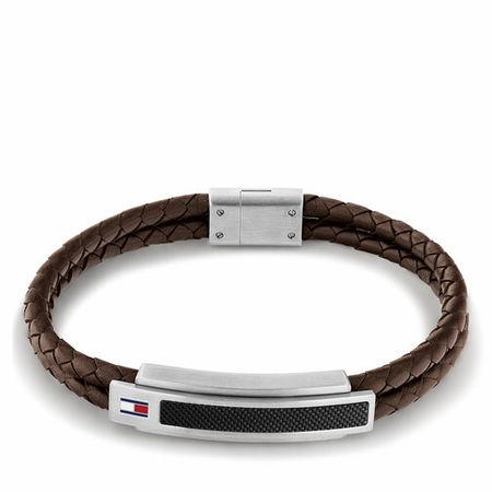 Tommy Hilfiger  Armbänder - Bracelet - in brown - für Damen