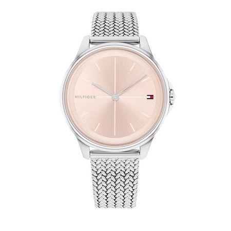 Tommy Hilfiger  Uhr - Quarz watch - in silber - für Damen