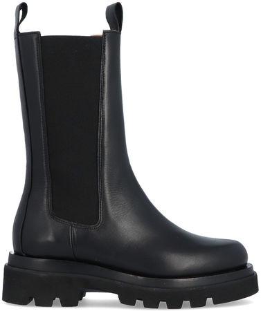 Toral -20%:  Chelsea Boots Tl-12577 Schwarz Damen Damen Größe 36 Wildleder schwarz