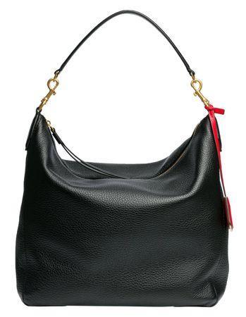 Tory Burch ® - Handtasche aus Leder in Schwarz für Damen, Größe UNI schwarz