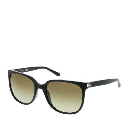Tory Burch  Sonnenbrille  -  Women Sunglasses Classic 0TY7106 Black  - in schwarz  -  Sonnenbrille für Damen braun
