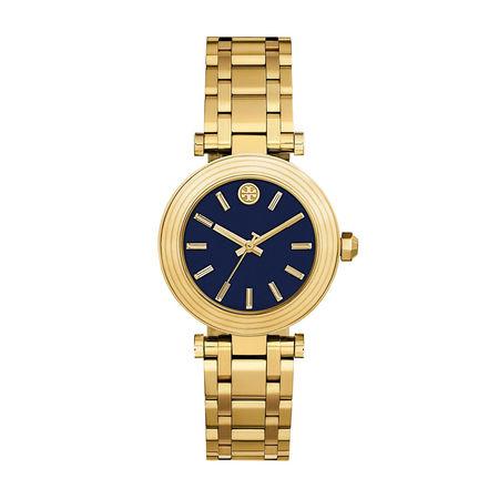 Tory Burch  Uhr  -  The Classic T Watch Gold  - in gold  -  Uhr für Damen orange