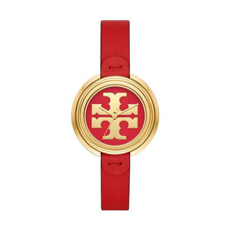 Tory Burch  Uhr  -  The Miller Watch Stainless Steel Red  - in rot  -  Uhr für Damen rot