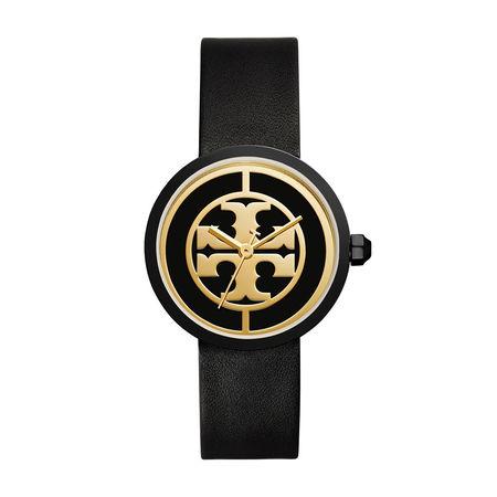Tory Burch  Uhr  -  The Reva Watch Black  - in schwarz  -  Uhr für Damen schwarz