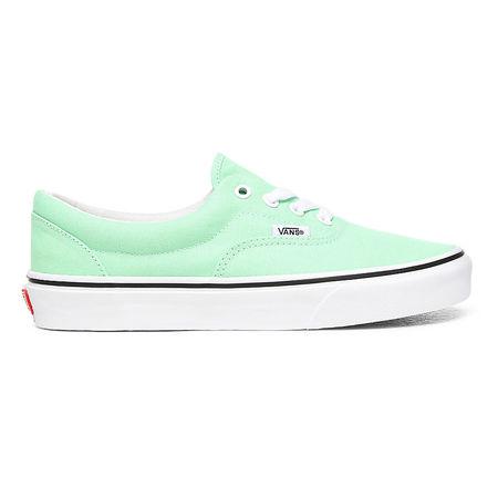 Vans  Era Schuhe (green Ash/true White) Damen Grün, Größe 34.5 gruen