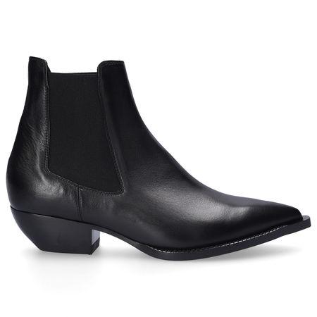 Truman's Chelsea Boots 9020 Kalbsleder schwarz schwarz