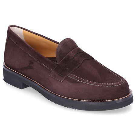 Truman's Loafer 5640 Veloursleder braun braun