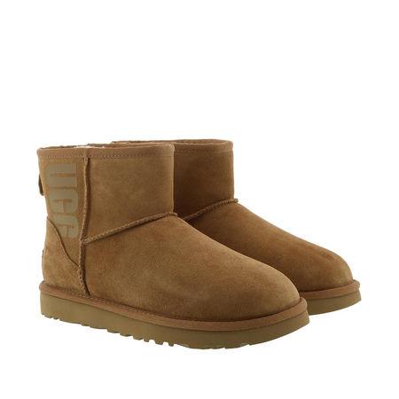 UGG  Boots & Stiefeletten - Classic Boot - in braun - für Damen braun