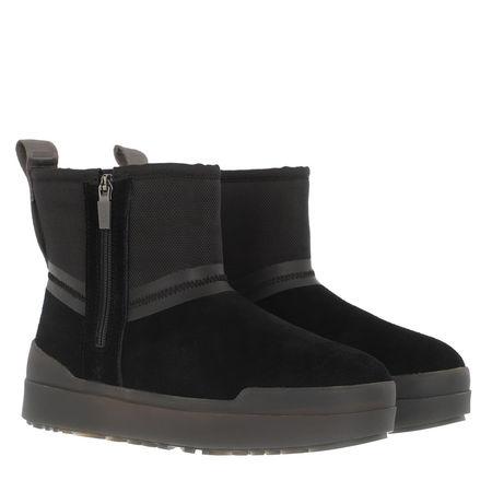UGG  Boots & Stiefeletten - Classic Mini - in schwarz - für Damen schwarz