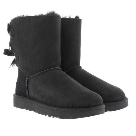 UGG  Boots & Stiefeletten - W Bailey Bow II - in schwarz - für Damen grau